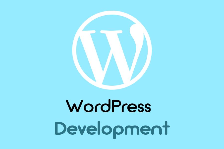 WordPress Customization India, WordPress Development India